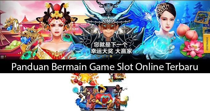 panduan bermain game slot online